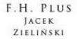 LOGO - F.H. Plus Jacek Zieliński