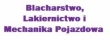 LOGO - Blacharstwo, Lakiernictwo i Mechanika Pojazdowa Krzysztof Zajkowski - Ciechanów