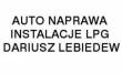 LOGO - Auto Naprawa Instalacje LPG Dariusz Lebiedew