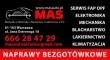 LOGO - MAS Auto Serwis  - Warszawa