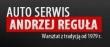 LOGO - AUTO SERWIS Andrzej Reguła
