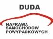 LOGO - DUDA Naprawa samochodów powypadkowych - Żary