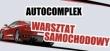 LOGO - Serwis Samochodów AUTOCOMPLEX Auto Serwis Aut Usa Europa Azja - Gorzów Wielkopolski